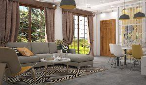 طراحی دکوراسیون منزل - شیراز